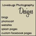 Lovebugs Photography Designs